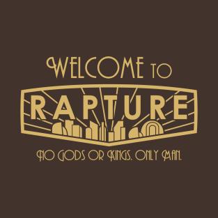 Bioshock Rapture t-shirts