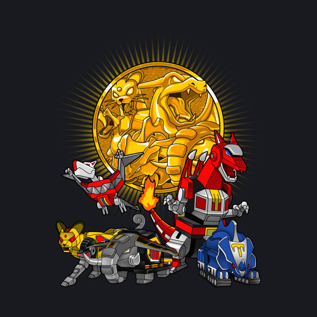 Pokezords