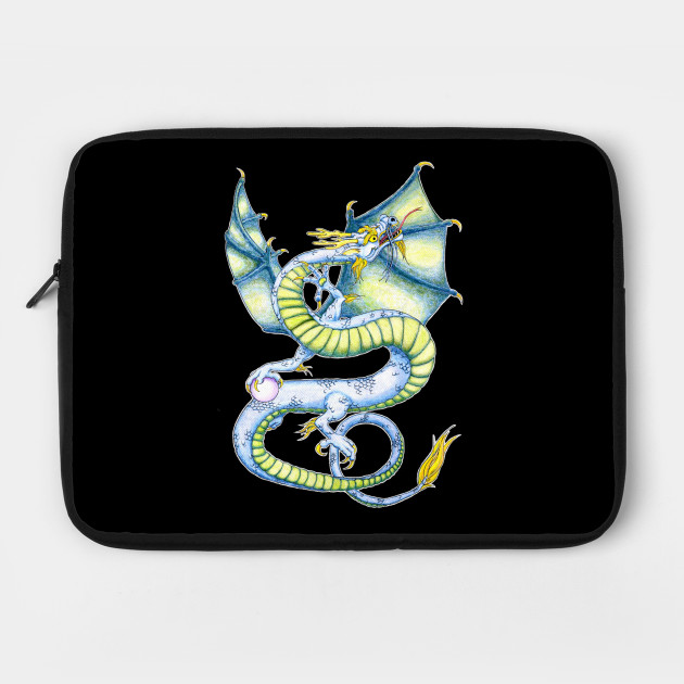 Blue Yinglong Chinese Dragon