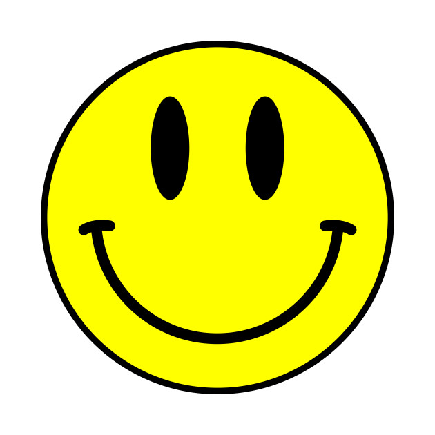 Acid house smiley face smile t shirt teepublic for Acid house classics