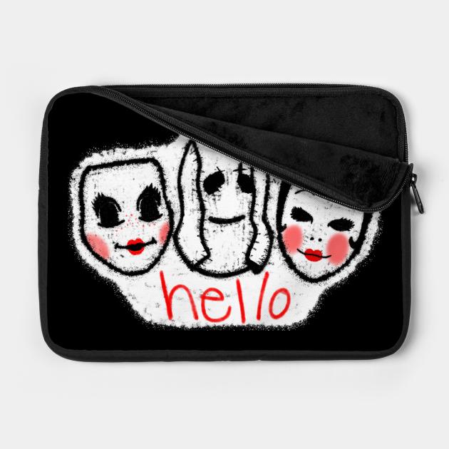 The Strangers say Hello