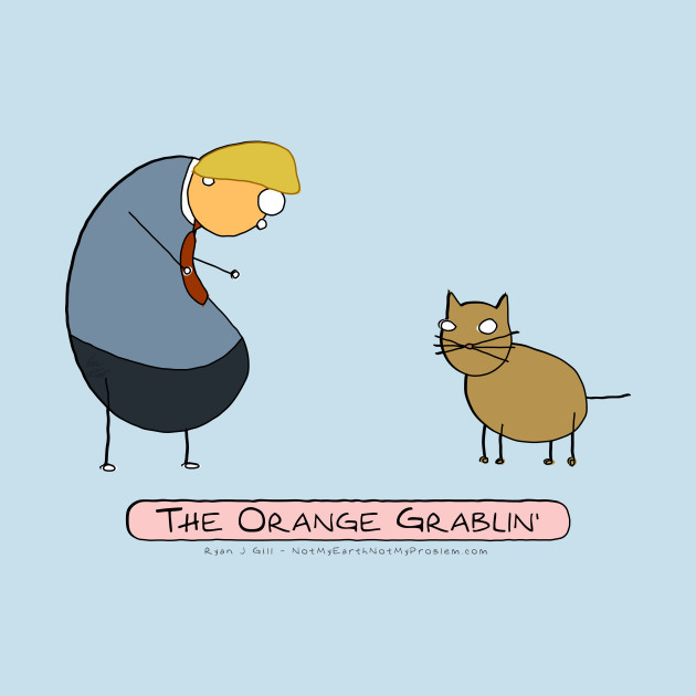 The Orange Grablin