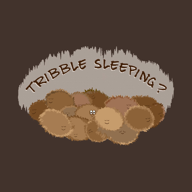 Tribble Sleeping?