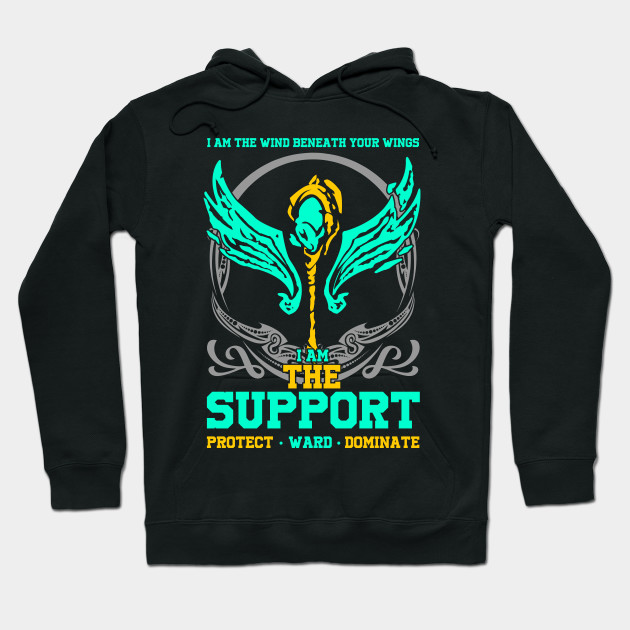 League of Legends - I am the Support