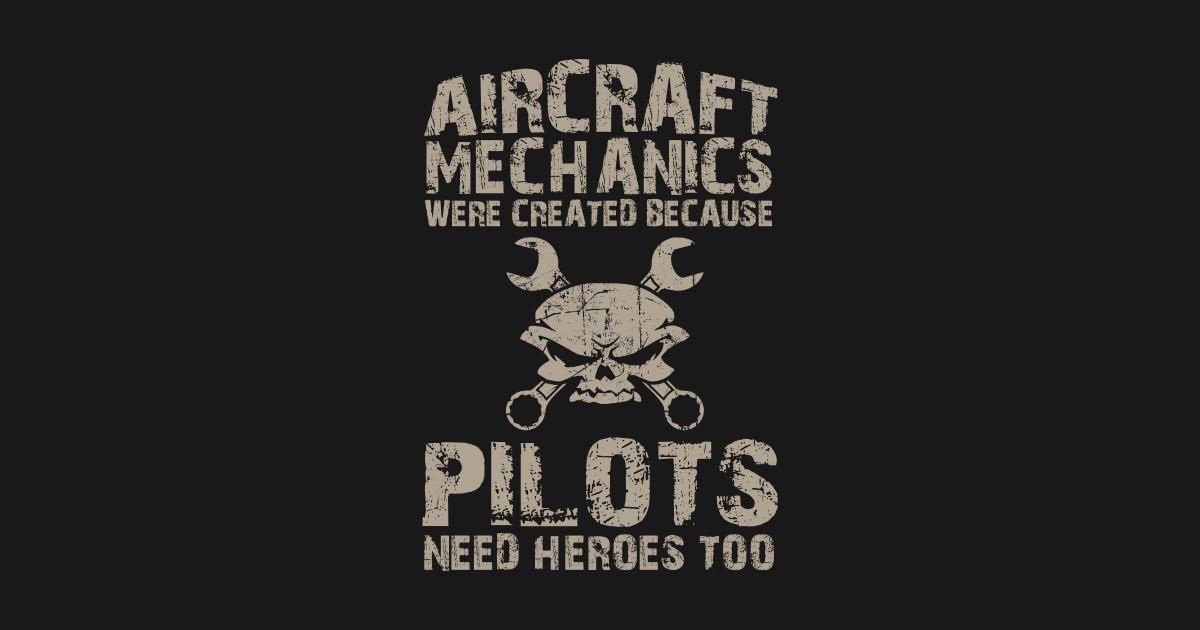 aircraft mechanic merchandise