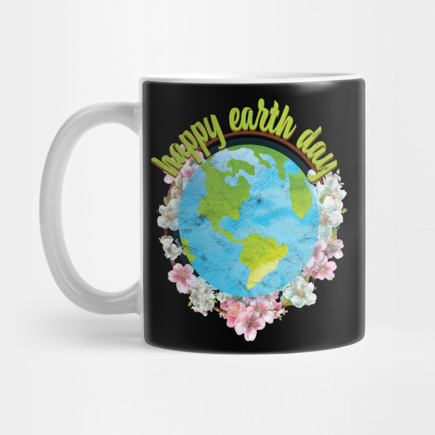 Earth Day Save the Earth Mug