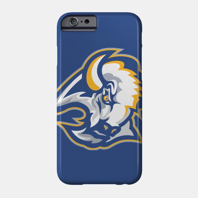 da808c86b Goathead in Blue and Gold - Buffalo Sabres - Phone Case