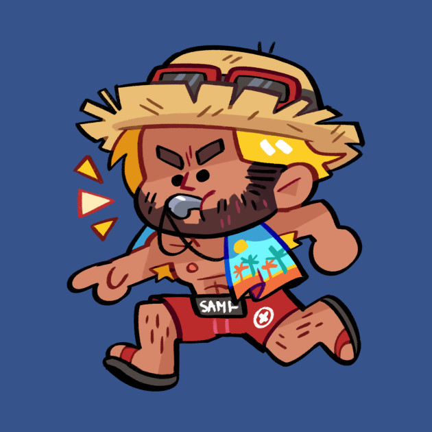 Beach Bod Mccree