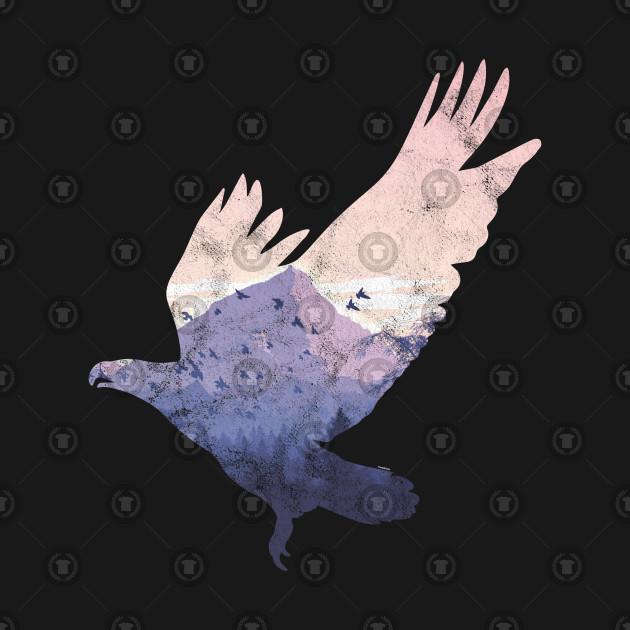 Flying Eagle Shirt for Eagle Lovers Gift