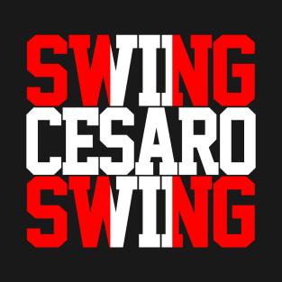 cbab1327 Swing Cesaro Swing T-Shirt
