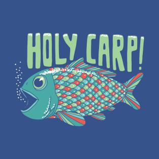Holy Carp! t-shirts