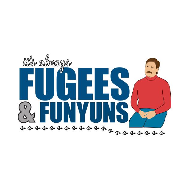 Seth Galifianakis Fugees and Funyuns