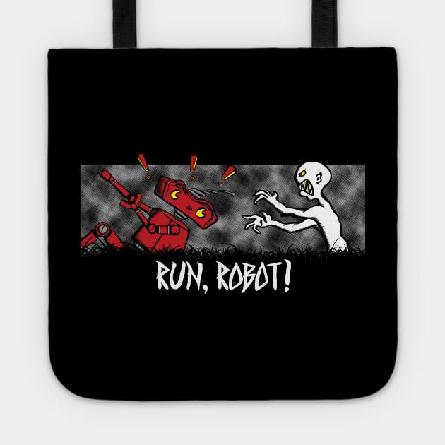 Run, Robot!