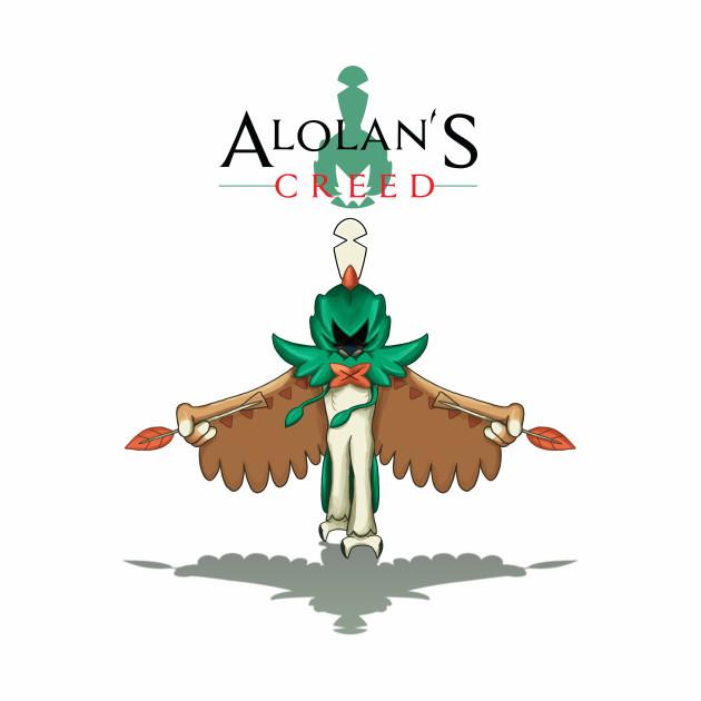 Alolan's Creed