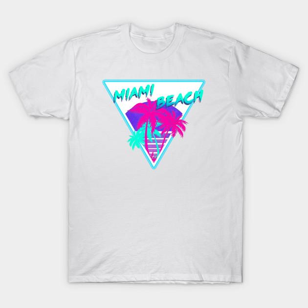 t shirt miami