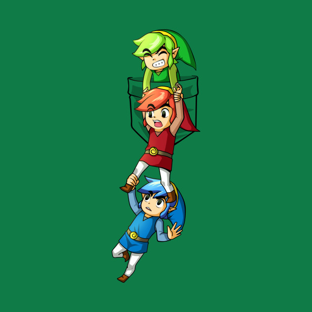 Pocket Tri Force Heroes