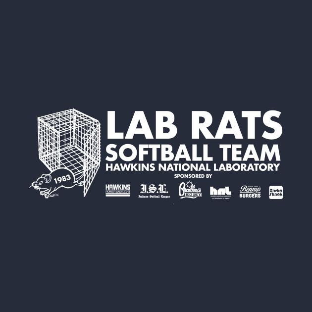 Hawkins National Laboratory 1983 Softball Team