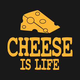 44185987 Cheese Lover T-Shirts | TeePublic