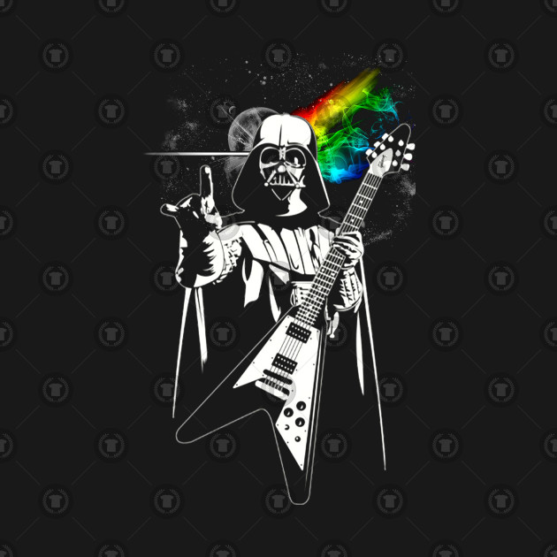 d8f8d3cc ... Funny Pink Floyd Darth Vader The Dark Side of the Death Star