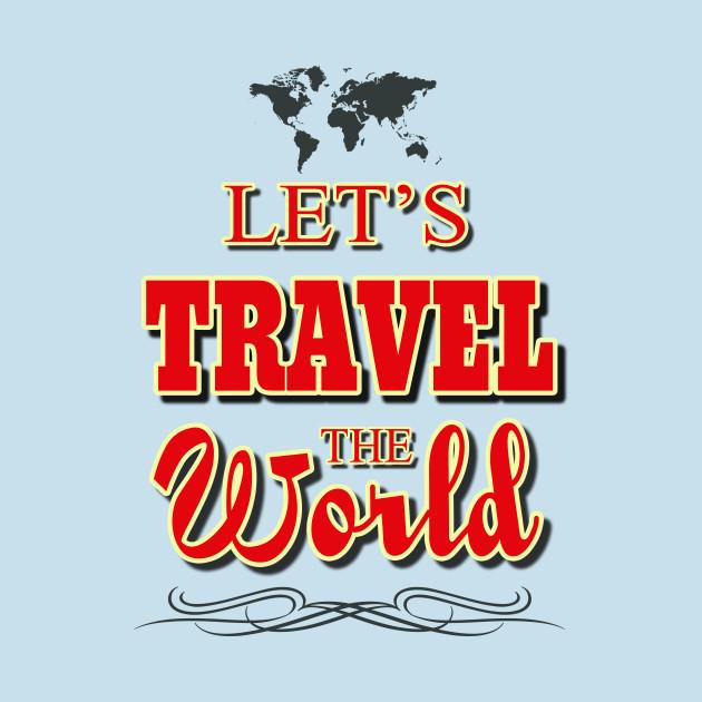 Resultado de imagen de lets travel