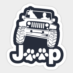 Black Friday special: Get jeep bumper stickers at cheap rates