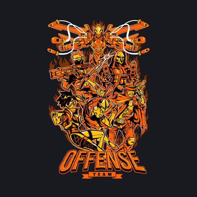 Offense Team