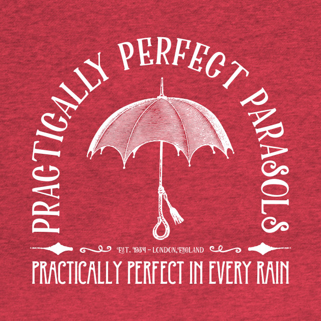 Practically Perfect Parasols