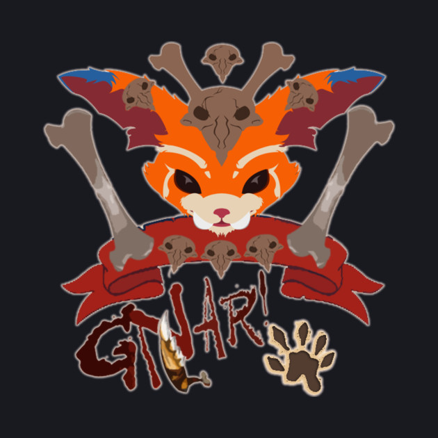 Gnar, the missing link