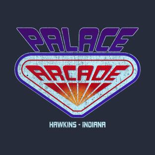 Palace Arcade t-shirts