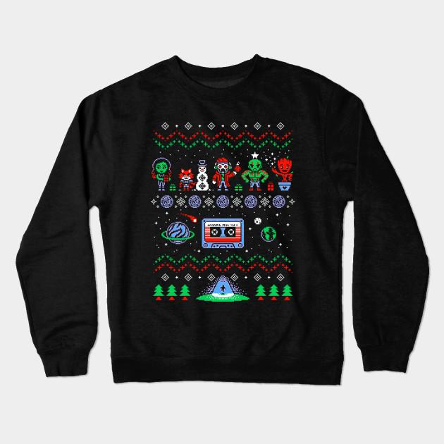 10229b602 Guardians of the galaxy Ugly Christmas Sweatshirt, Sweatshirt, T shirt,  Adam Warlock, Star Lord, Groot, Mantis, Rocket Raccoon, Quasar, Drax  Crewneck ...