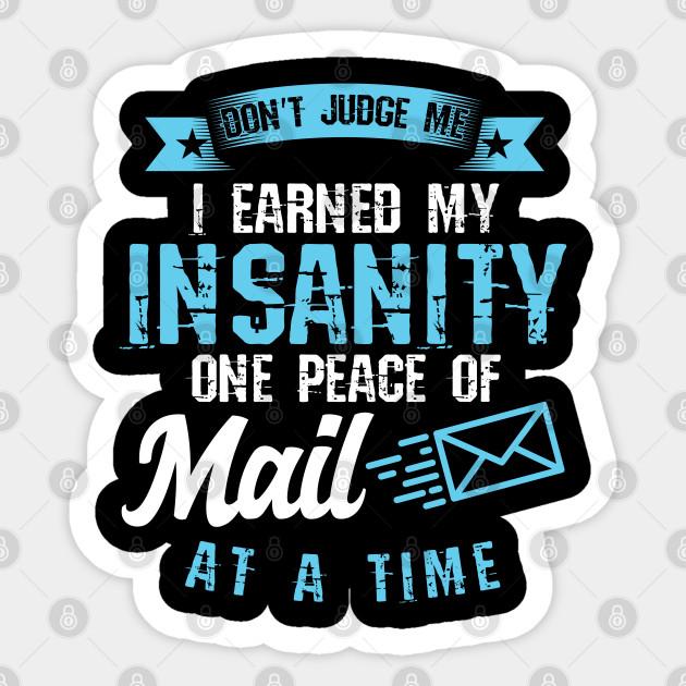 Mailman Postal Worker Postman Post Office Job Gift Funny Don T