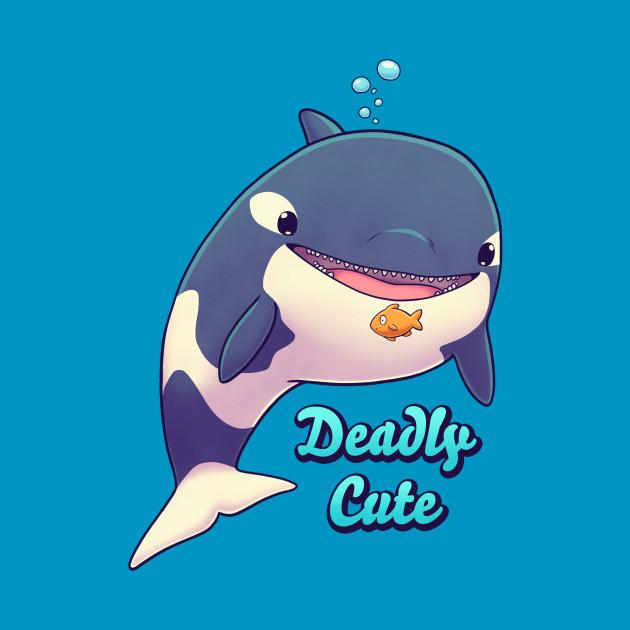 Deadly Cute Orca