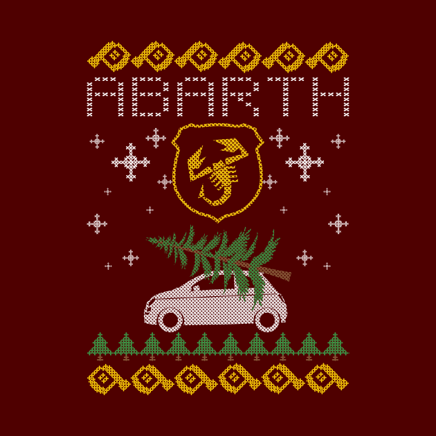ABARTH XMAS