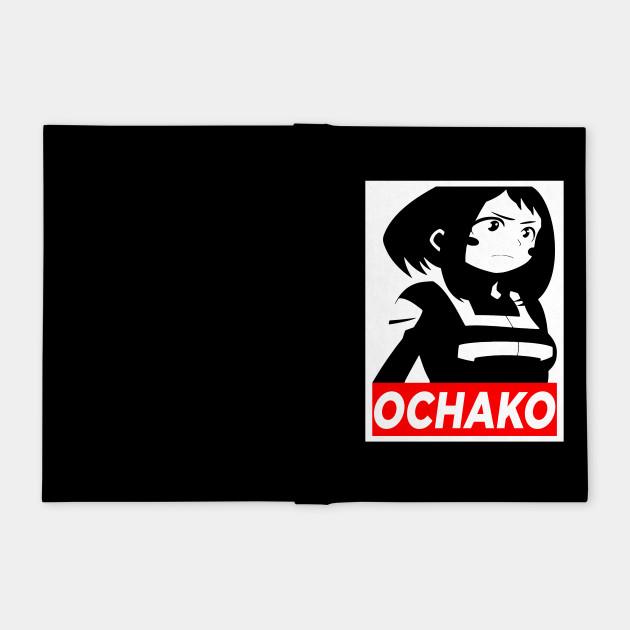 Boku No Hero Academia Ochako Uraraka Anime Manga My Hero