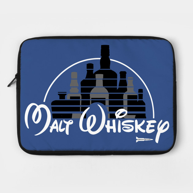Malt Whiskey not Walt Disney