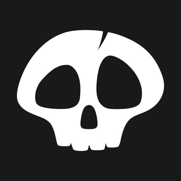 Boneheadz Skull - Double Sided