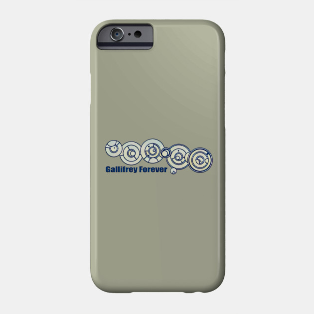 DOCTOR WHO VISIT GALLIFREY iphone case
