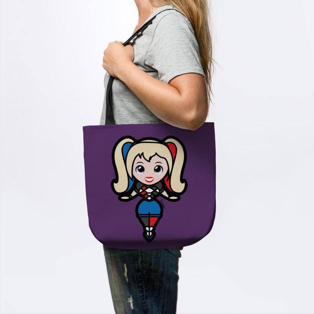 DC SuperHero Girls Harley Quinn Tooniefied