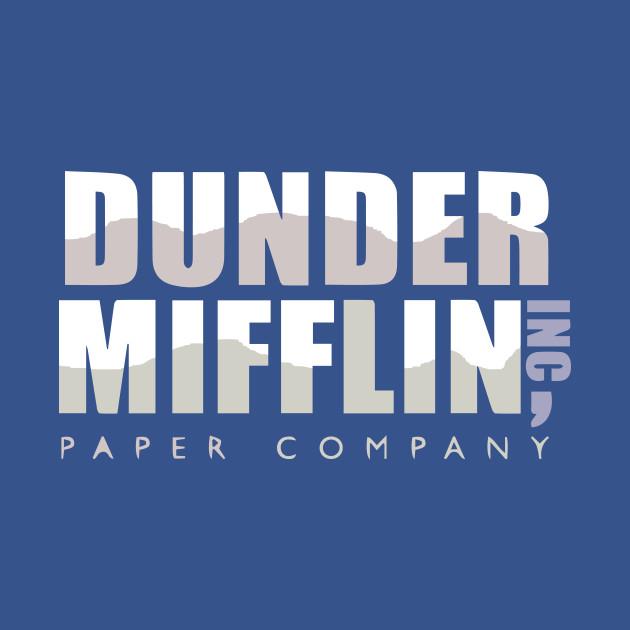NEW The Office Dunder Mifflin