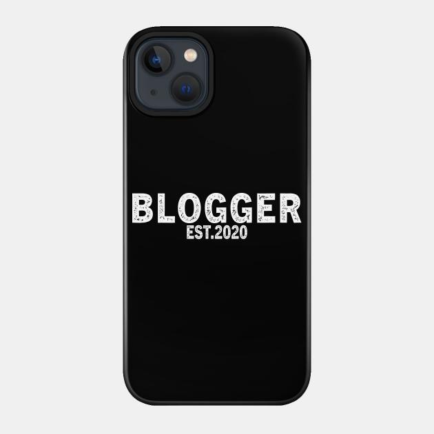 Blogger Est 2020 Graduation Gift