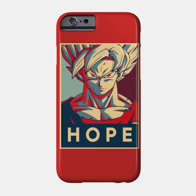 Super Saiyan Goku Phone Case