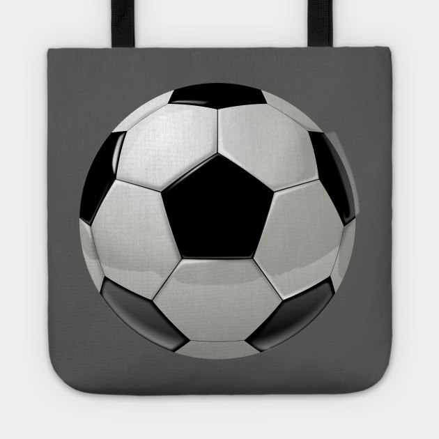 Cool Soccer Ball Sport Design Soccer Ball Tote Teepublic