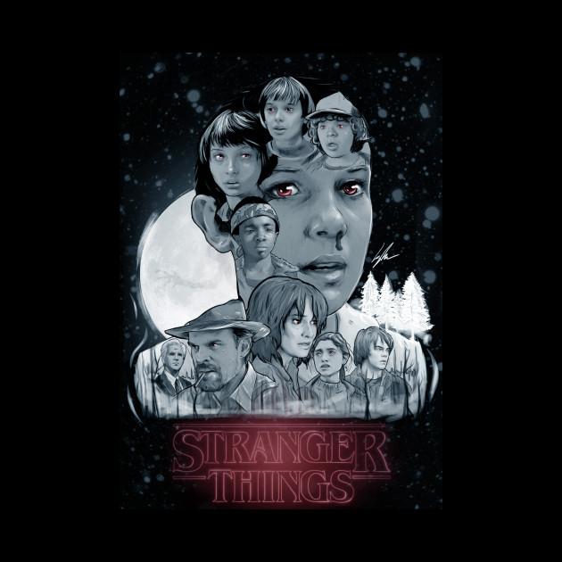 Strangers Things season 1