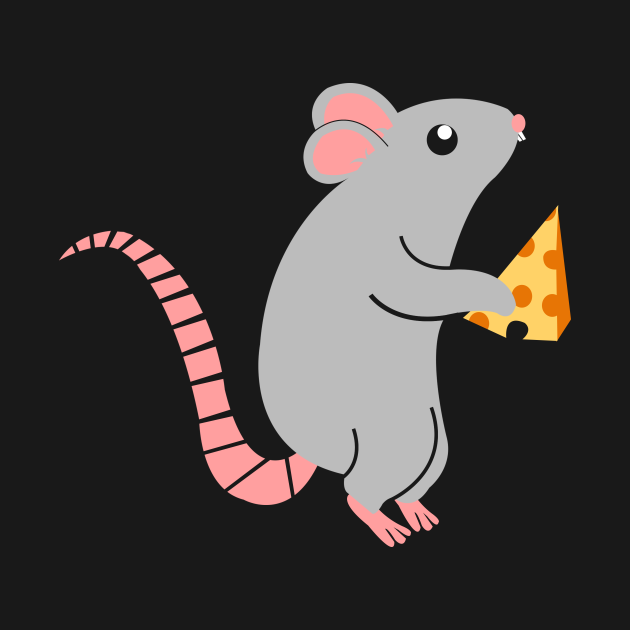 Rat - in love with Cheese