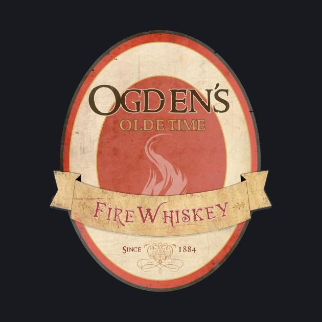 Ogden's Olde Time Firewhiskey