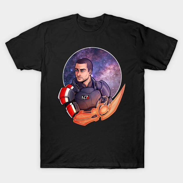 Mass Effect Commander Shepard