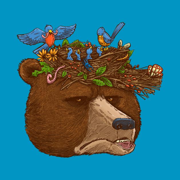 Mr Bear's Nature Hat 2017