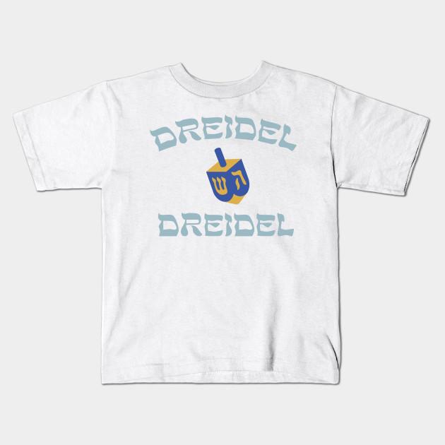 Happy Hanukkah Dreidels Toddler T-Shirt