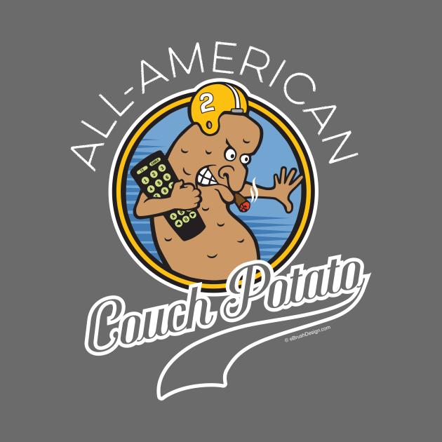 All-American Couch Potato