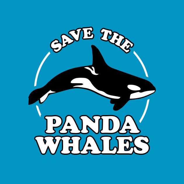 Save The Panda Whales